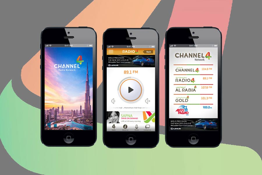 Channel 4 FM Mobile App