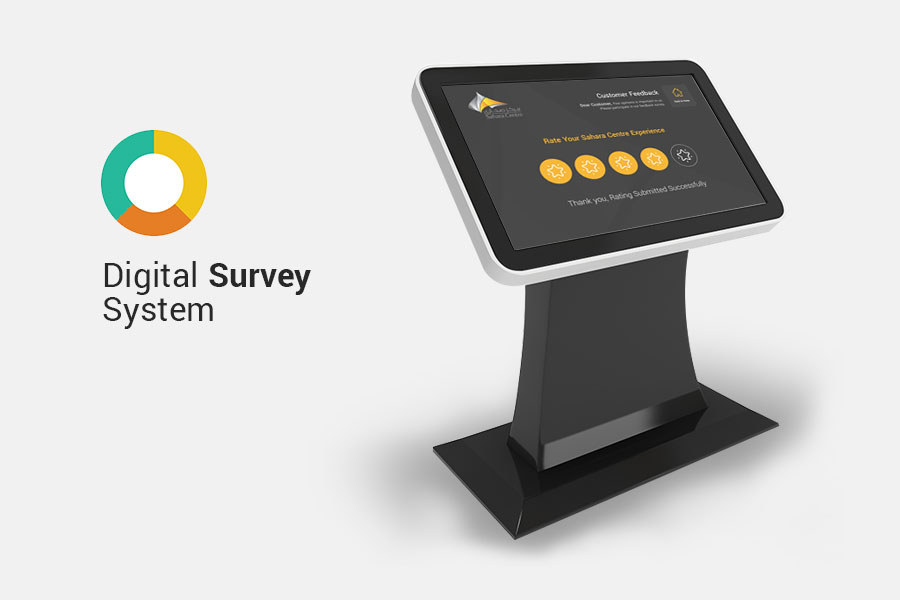 Dynamic Survey Management System